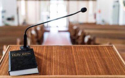 Why do I keep Preaching from the Church's Pulpit During the Pandemic?